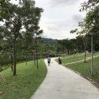 Desa ParkCityの公園The Central Park ParkCity