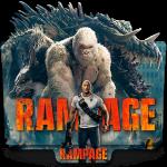 怪獣映画の王道!?RAMPAGE