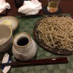 東所沢駅にある蕎麦屋「松むら」