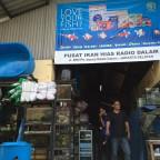 RADIO DALAMラディオダラムの熱帯魚市場