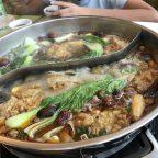 台湾発の薬膳火鍋「天香回味」