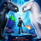 年明け最初の映画もアニメ「How to Train Your Dragon: The Hidden World」